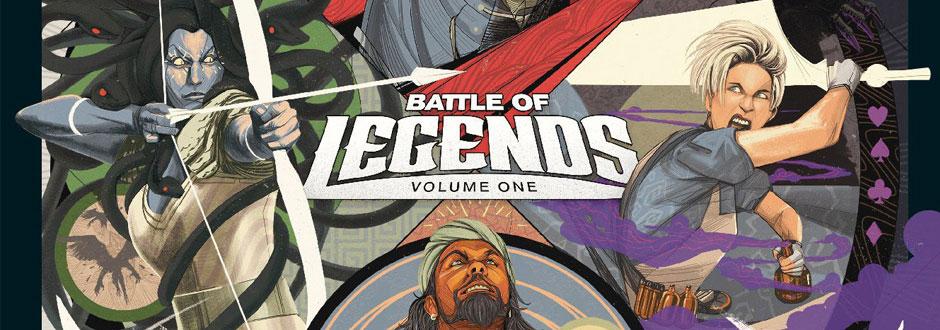 Ummatched: Battle of Legends, Volume One Review
