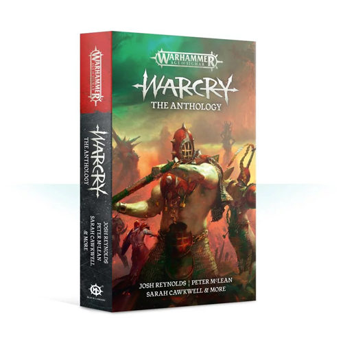 Warcry: The Anthology (PB)
