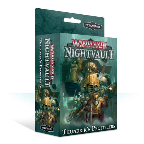 Warhammer Underworlds: Thundrik's Profiteers