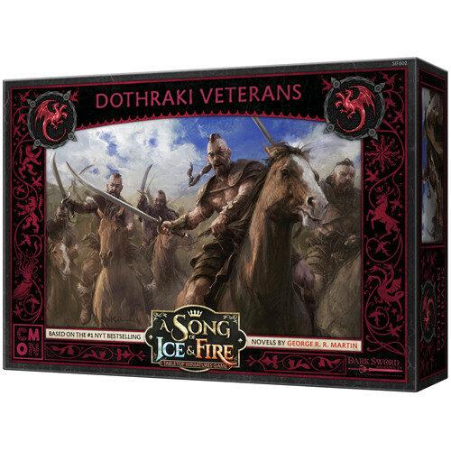 A Song Of Ice and Fire: Targaryen Dothraki Veterans Expansion