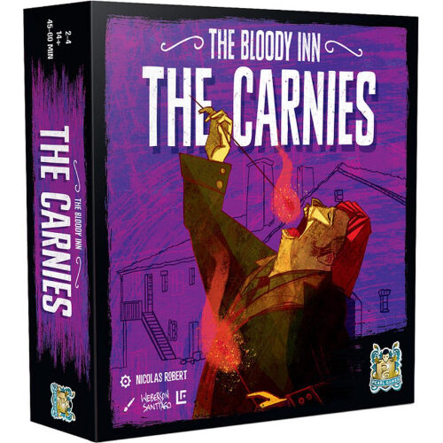 the bloody inn the carnies