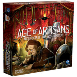 Architects of the West Kingdom: Age of Artisans Expansion