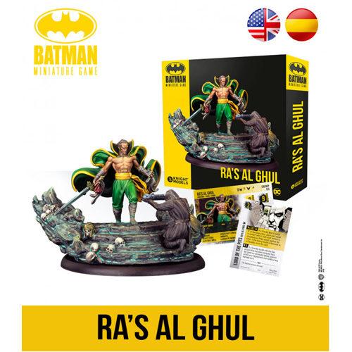 Batman Miniatures Game: Ra's al Ghul