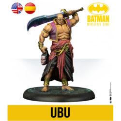 Batman Miniatures Game: Ubu