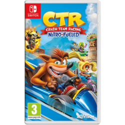 Crash Team Racing Nitro Fueled - Nintendo Switch