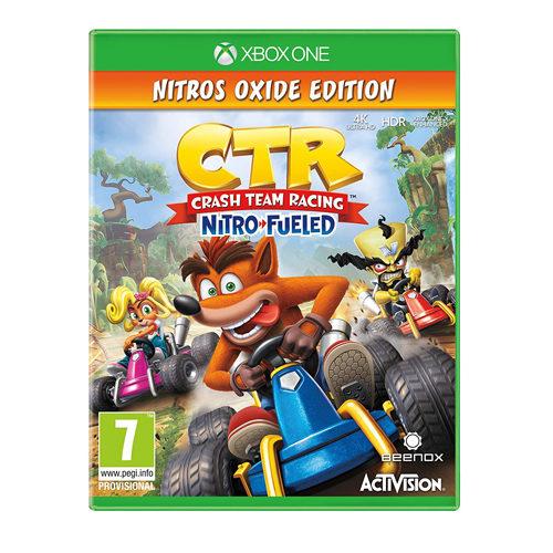 Crash Team Racing: Nitro Fueled - Nitros Oxide Edition - Xbox One