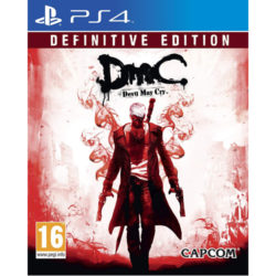 Devil May Cry Definitive Edition - PS4