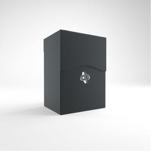 Gamegenic: Deck Holder 80+ Black