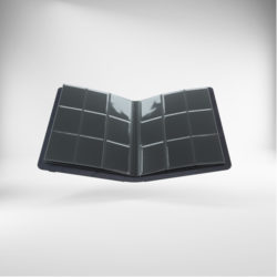 Gamegenic: Prime Album 18-Pocket Black