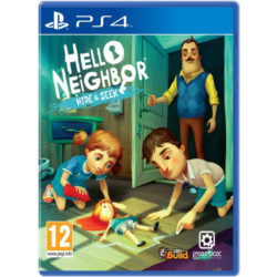 Hello Neighbor Hide & Seek - PS4