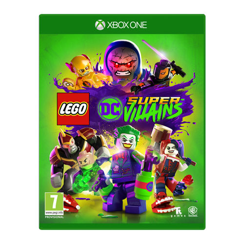 Lego DC Super Villains - Xbox One