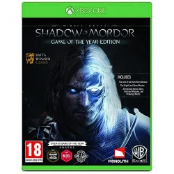 Middle Earth Shadow Of Mordor (Game of the Year Edition) - Xbox One