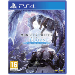 Monster Hunter World Iceborne - PS4