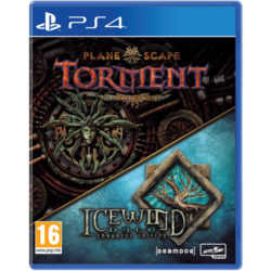Planescape Torment Enhanced Edition - PS4