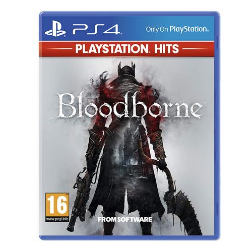 Playstation Hits: Bloodborne - PS4