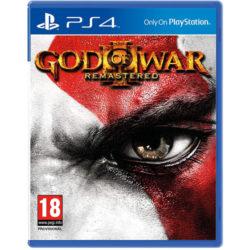 Playstation Hits: God Of War 3 - PS4