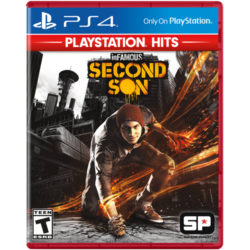 Playstation Hits: Infamous Second Son - PS4