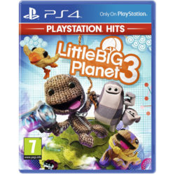 Playstation Hits: Little Big Planet 3 - PS4