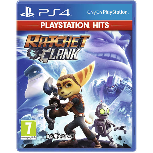 Playstation Hits: Ratch & Clank - PS4