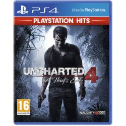 Playstation Hits: Uncharted 4 - PS4