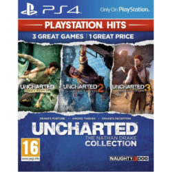 Playstation Hits: Uncharted Collection - PS4
