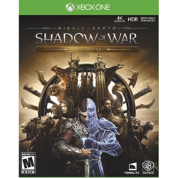 Shadow Of War Gold Edition - Xbox One