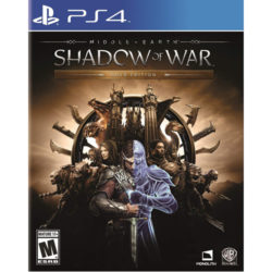 Shadow of War Gold Edition - PS4