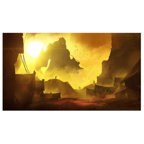 Shadows of Kilforth: Hero Playmat - Visitation