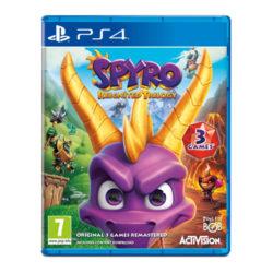 Spyro Trilogy Reignited - PS4