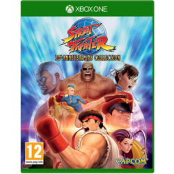 Street Fighter 30th Anniversary - Xbox One