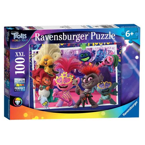 Trolls 2 World Tour Xxl 100 Piece Puzzle