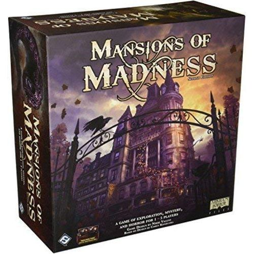 *A Grade* Mansions of Madness 2nd Edition