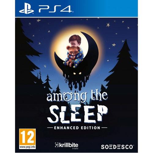 Among The Sleep Enhanced Edition - PS4