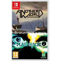 Another World/Flashback Double Pack - Nintendo Switch