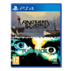 Another World/Flashback Double Pack - PS4