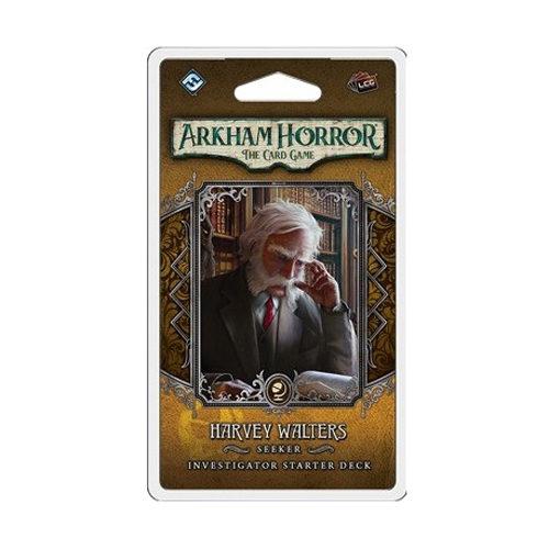 Arkham Horror: The Card Game - Harvey Walters Investigator Starter Pack