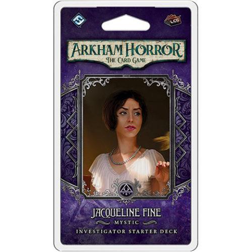 Arkham Horror: The Card Game - Jacqueline Fine Investigator Starter Pack