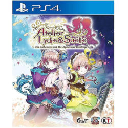 Atelier Lydie & Suelle ~The Alchemists and the Mysterious Paintings - PS4