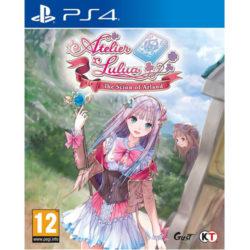 Atelier Lulua The Scion Arland - PS4