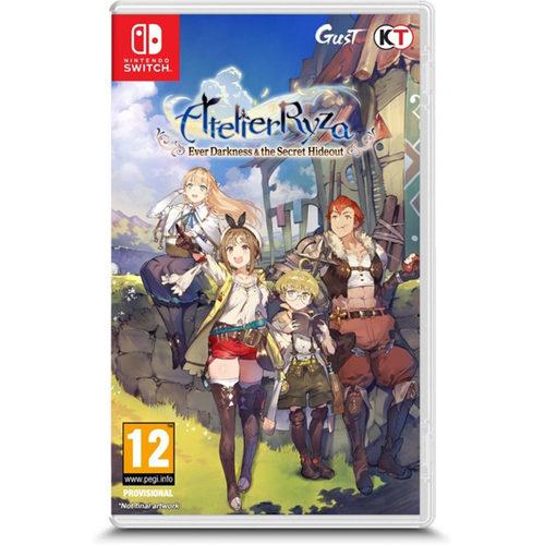 Atelier Ryza - Nintendo Switch