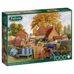 Autumn On The Farm Puzzle