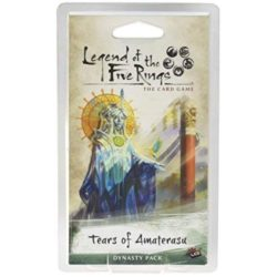 *B Grade* Legend of the Five Rings LCG: Tears of Amaterasu Expansion