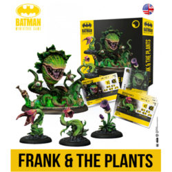 Batman Miniatures Game: Frank and the Plants