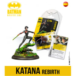 Batman Miniatures Game: Katana Rebirth
