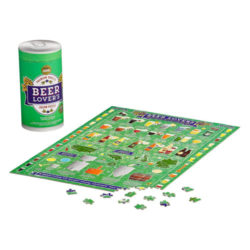 Beer Lover's Jigsaw Puzzle (500 pieces)