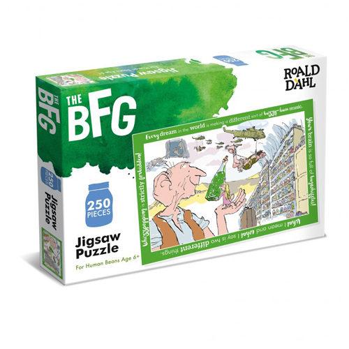 Big Friendly Giant Puzzle