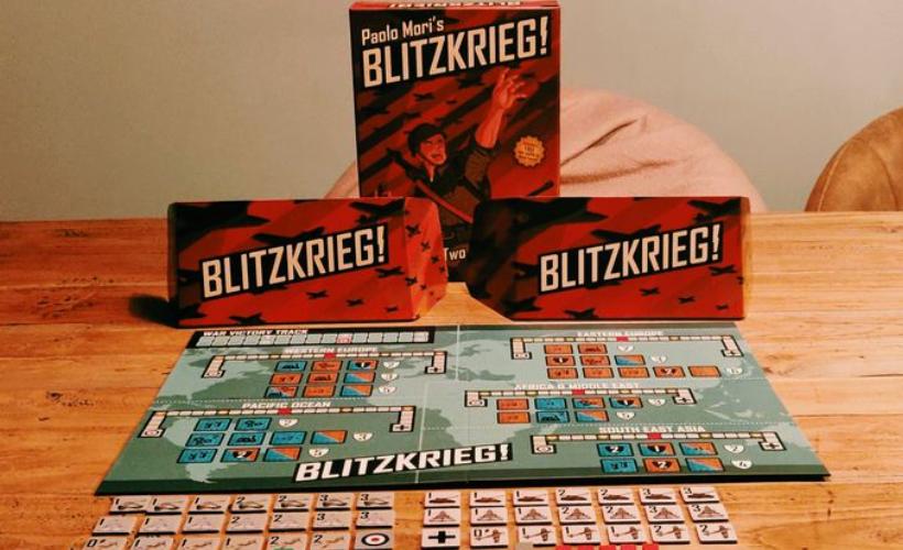 Blitzkrieg Body 1