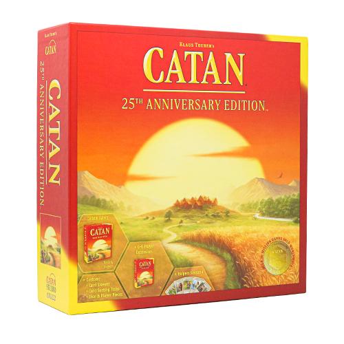 Catan 25th Anniversary Edition (1)