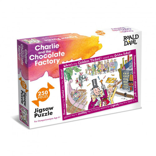 Charlie & The Chocolate Factory Puzzle