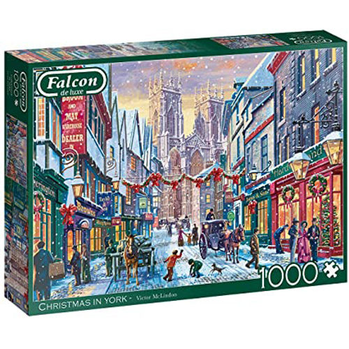 Christmas In York Puzzle